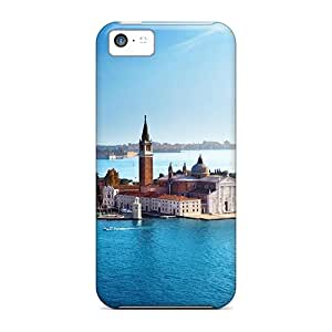 Durable View Of San Giorgio Maggiore San Marco Italy Back Cases/covers For Iphone 5c