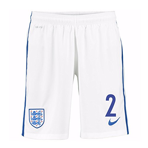 消毒剤年大統領2016-17 England Home Shorts (2) - Kids