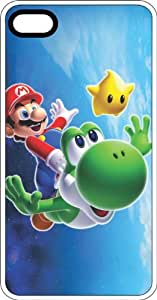 Mario & Yoshi Clear Plastic Case for Apple iPhone 4 or iPhone 4s