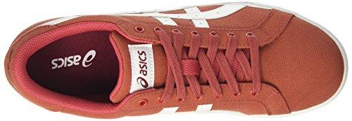 Asics Hommes Chaussures De Sport Tempo Classique Rouge (tandori