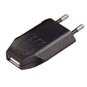 Hama 014095 - Cargador de 220V para reproductores MP3