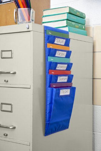 Mead Magnetic Filing Cabinet Storage Blue 72350 Buy