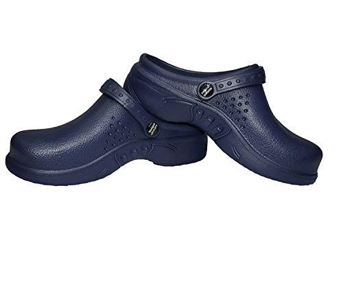 Natural Uniforms Womens Ultralite Clogs Black Size 9 9037