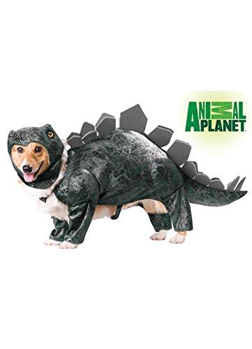 Animal Planet PET20105 Stegosaurus Dog Costume, Medium