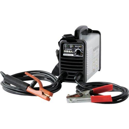 育良精機 インバーター制御直流アーク溶接機 溶接名人 100V専用 ISK-LY70PRO