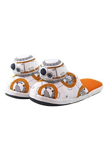 Entertainment Earth Star Wars BB-8 Slippers