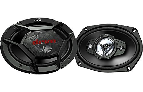 JVC CS-DR6940 4-Way Car Speakers