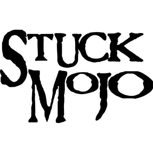 Logo Mojo - Stuck Mojo Die-Cut Decal Sticker Band Logo