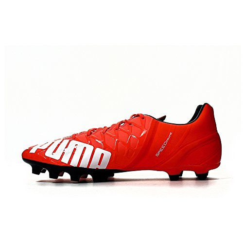 evoSPEED Lava Puma Boots adidas 4 Blast Artificial Orange 1 Football Grass qgn85a8Hw