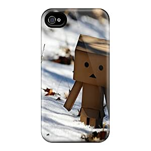 Saraumes Iphone 4/4s Well-designed Hard Case Cover Winter Protector