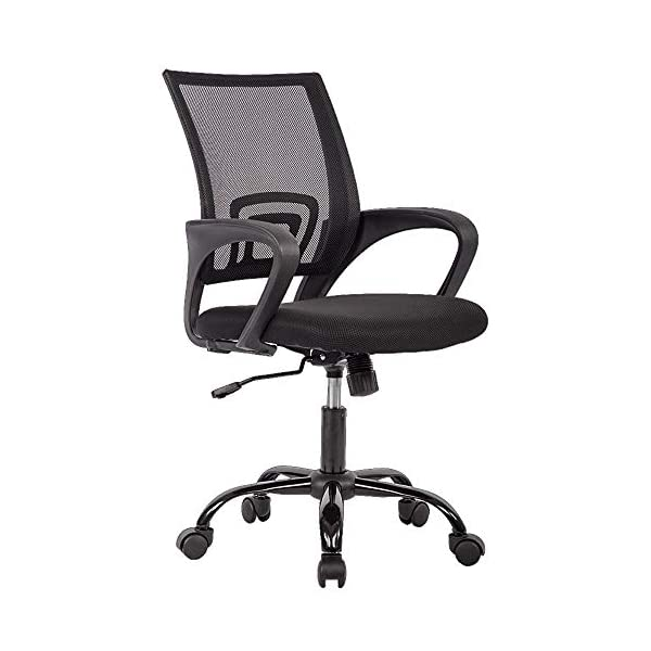 BestOffice OC-H03-Black Ergonomic Swivel