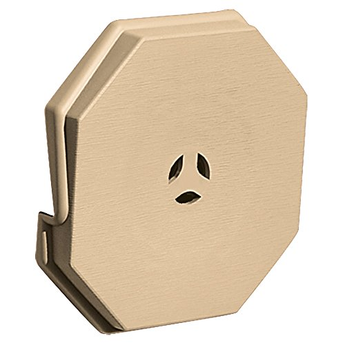 Builders Edge 130110006045 Surface Block Sandstone Maple by Builders Edge (Image #1)