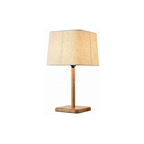 Amazon.com: Senna House, SH-63959, Table Light, Beige Square ...