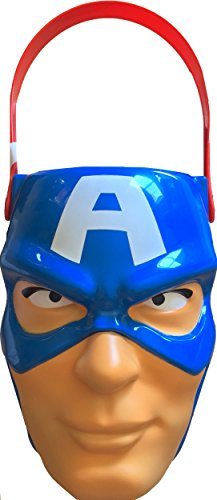 Halloween Avengers (MARVEL AVENGERS Captain America HALLOWEEN Bucket Collectible Limited Condition)