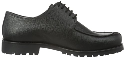 Fretz Men Mens Banker Derby Black (51 Noir)