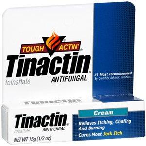 PACK OF 3 EACH TINACTIN JOCK ITCH CREAM 15GM PT#85093405