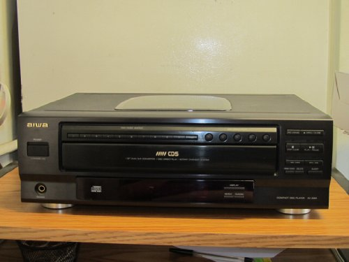 (Aiwa Xc-30m Cd Player Compact Dics Player Cd Changer)