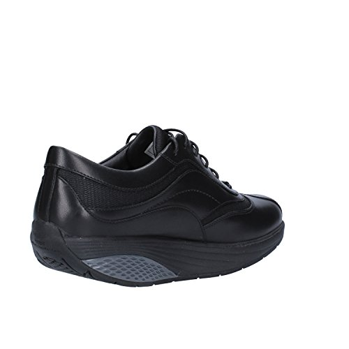 MBT Sneakers Mujer 37 EU Negro Cuero Textil