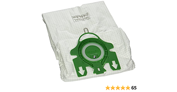 Compare to Miele Part # 10123230 Dynamic U1 Series Upright isinlive Type U AirClean 3D Efficiency Dust Bag Compatible with Miele S7000-S7999 Upright 15 Bags and 5 Filter Sets