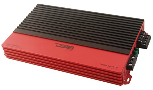 DS18 SLC-X1850.4 4 Channel Class Ab Amplifier - 1850 Watts Max Power