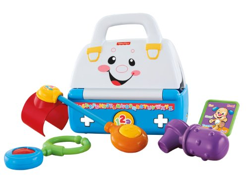 (Fisher-Price Laugh & Learn Sing-a-Song Med Kit)
