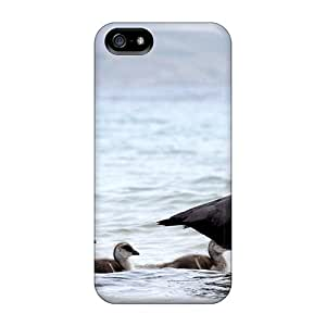 Cases Covers Compatible For Iphone 5/5s/ Hot Cases/ Upl Goose With Chicks