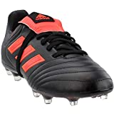 adidas Copa Gloro 17.2 Men's Soccer Cleats (8.5 D(M) US) Black/Red