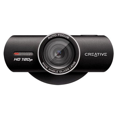 Price comparison product image Creative Live! Cam Socialize HD AF 720P,  10MP Webcam