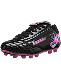 Retro Hearts FG Soccer Shoe (Toddler/Little Kid)