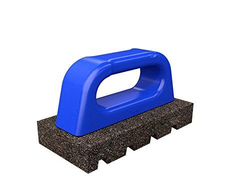 Bon 12-177 6-Inch by 3-Inch Rub Brick with Handle, 20 Grit