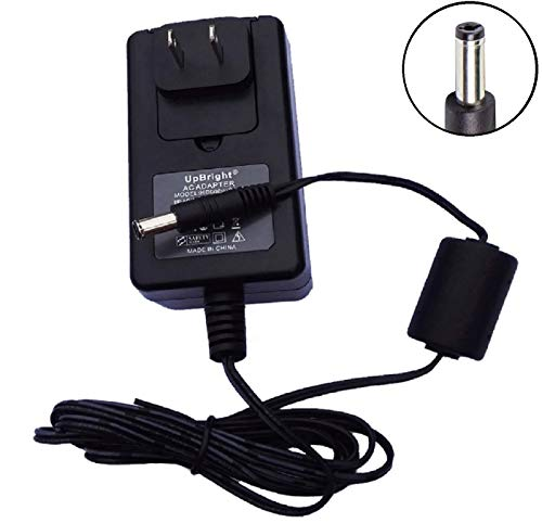 UpBright 12V AC/DC Adapter for HP 2011x 2211x 2311X XP598AA#ABA 2311cm 2311f 2311xi x2401 LCD LED Monitor D5061A F1910A PE1227 F1503 F1504 PE1235 Wacom Cintiq 12WX DTF-720 Insignia NS-28D310NA15 PS (Power Adapter For Hp 2011x)