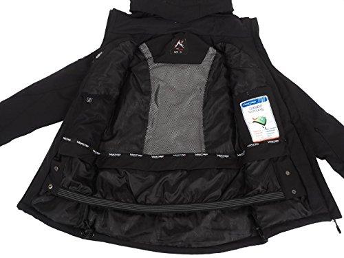 Alpes De Noir Blouson Vertigo Lady Ski Jacket Niwow OAnAwqxr
