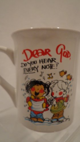 e Mug, Do You Hear Every Note (Enesco Dear God)