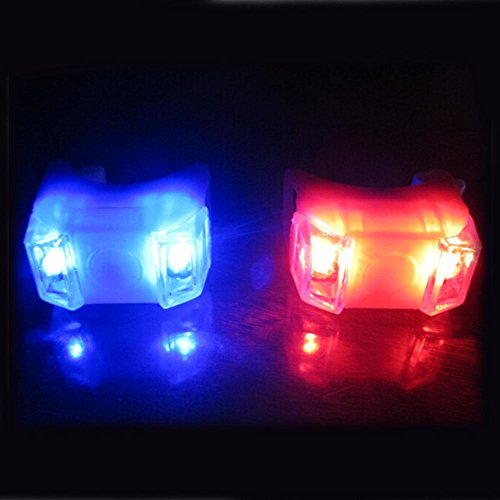 4pcs Portable Marine Led Boating Lights Waterproof Boat