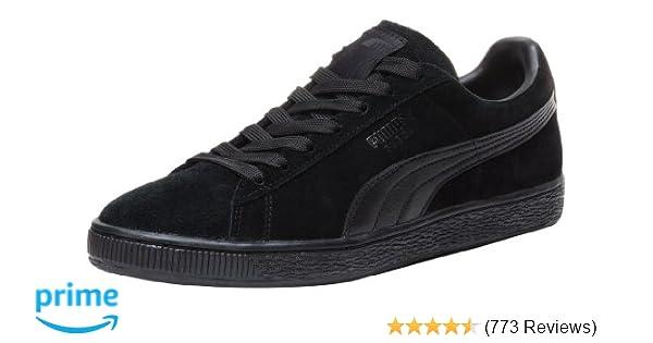 d4f3ce843bb Amazon.com  PUMA Suede Classic Leather Formstrip Sneaker
