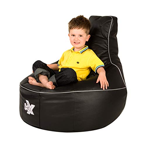 I Ex 174 Rookie Gaming Chair Faux Leather Kids Gaming Bean