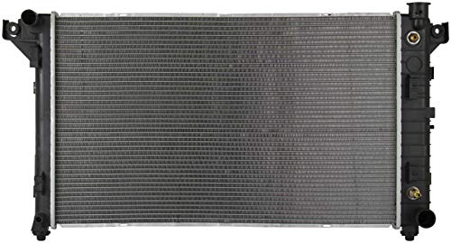Spectra Premium CU1552 Complete Radiator for Dodge Ram