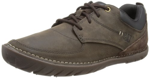 Caterpillar ABILENE Herren Derby Schnürhalbschuhe Braun (MENS COFFEE/BLACK)