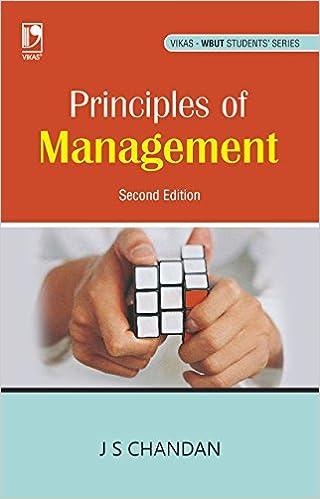 Amazon com: Principles of Management (WBUT), 2nd Edition eBook: J S