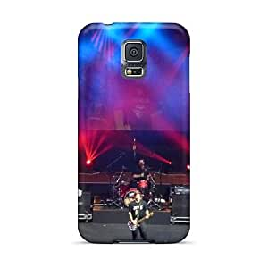 Excellent Cell-phone Hard Cover For Samsung Galaxy S5 With Unique Design Realistic Bowling For Soup Band Pictures JasonPelletier