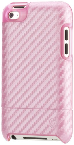 Griffin Technology Elan Form Graphite for iPod Touch 4G (Pink)
