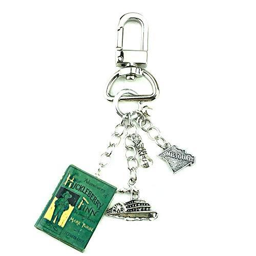 Amazon com: HUCKLEBERRY FINN Green First Edition Clay Mini