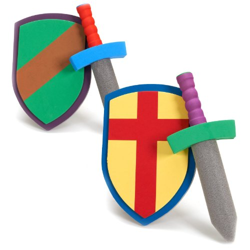 Foam Sword Armor Party Supplies