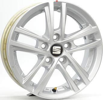 5.0X14 SEAT IBIZA 5/100 ET35 CH57.1 DEMO!!!: Amazon.es: Coche y moto