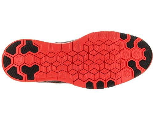 Nike Vrouwen Gratis 5.0 Tr Fit 5 Training Schoen Zwart / Crimson / Atomaire Roze