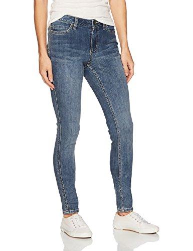 Carhartt Women's Slim Fit Layton Skinny Leg Jean, Sundried, 10 Carhartt Womens Work Jeans