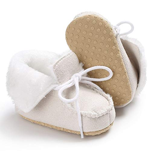 Pictures of Fnnetiana Strappy Baby Snow Boots Winter Babies 3