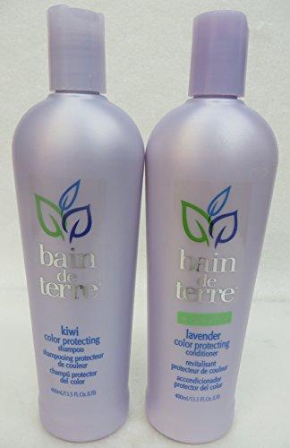 Lavender/Bain De Terre Color Care Conditioner 13.5 Oz