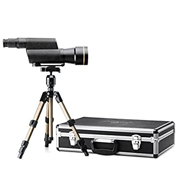 Leupold Golden Ring 20-60x80mm Spotting Scope Kit,Shadow Gray 120533 from Leupold Optics