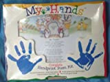 Pooh My Hands Complete Hand Print Poem Kit
